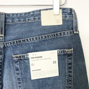 Ag Adriano Goldschmied Jeans - AG | Anthropologie High Rise Aged Tapered Jeans